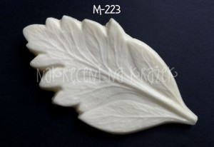 Mold m-223 listek chryzantemy