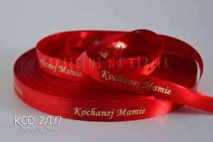 15mm - Kochanej Mamie